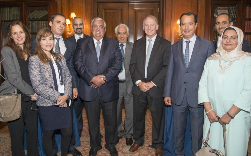 KIPCO sponsors event organized by Council on Foreign Relations in New York
