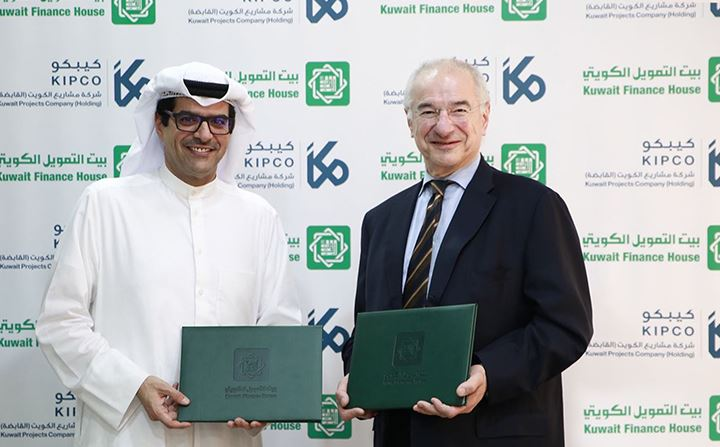 KFH and KIPCO ink MOC to offer financing solutions to Hessah Al Mubarak District Project customers