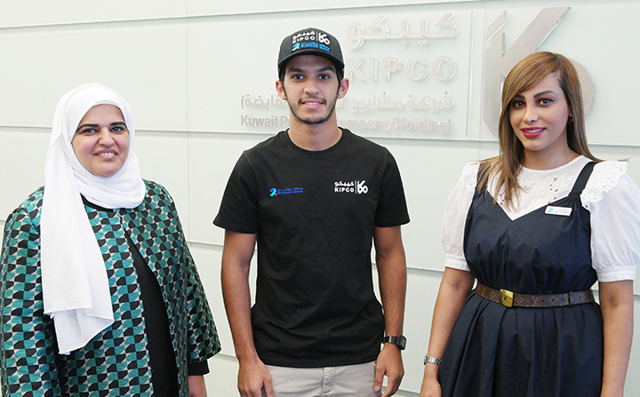 KIPCO & Burgan Bank support BMX biker Al Ayyaf in World Cup competitions