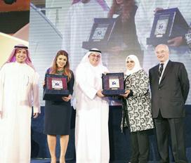 KIPCO announces 2015 achievement awards at its 9th Annual Gala Dinner