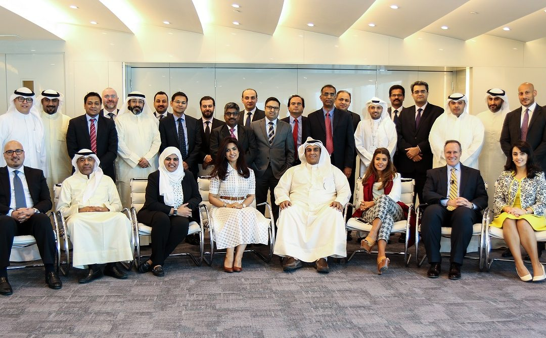 KIPCO hosts 'Speed of Trust' seminar by Stephen M.R. Covey