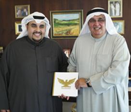 مؤتمر تمكين الشباب يكرّم شركة مشاريع الكويت