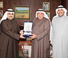 KIPCO's support recognized by NUKS-USA